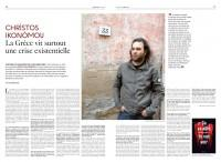 La Cite Interview Christos Ikonomou_April 2016